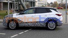 Nuova Opel Grandland: forme equilibrate e piacevoli