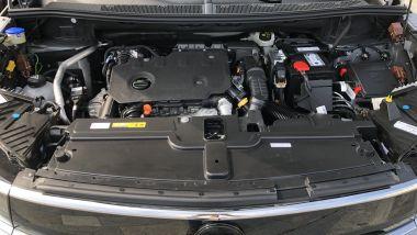 Nuova Opel Grandland: il piccolo 3 cilindri turbo-benzina da 130 CV