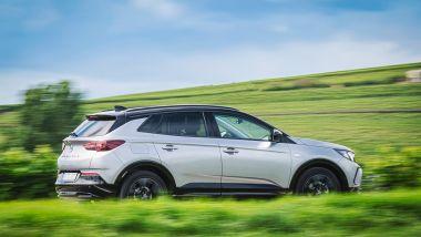 Nuova Opel Grandland: il SUV tedesco nella video prova