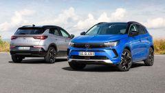 Nuova Opel Grandland: in video la prova su strada del SUV