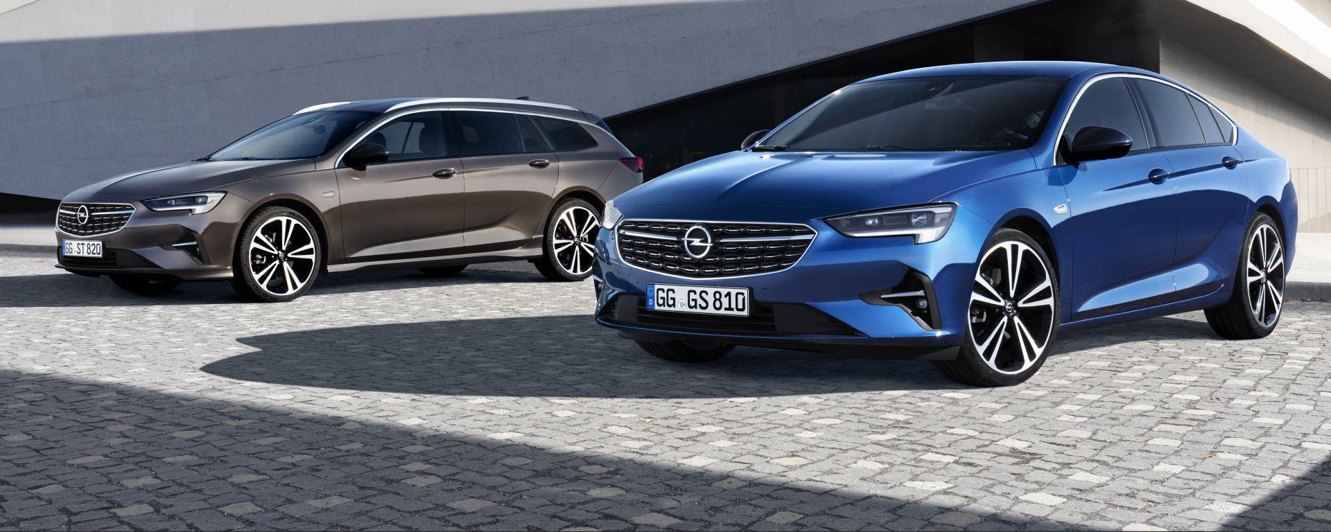 Nuova Opel Insignia 2020