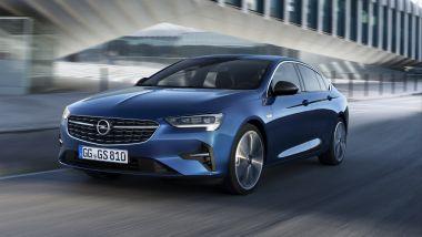 Nuova Opel Insignia Grand Sport