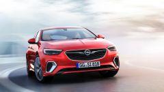 Nuova Opel Insignia GSi frontale