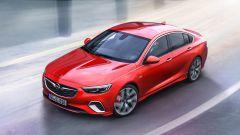 Nuova Opel Insignia GSi, tutte le info