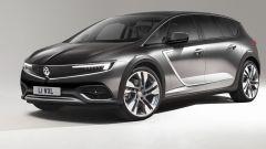 Nuova Opel Insignia, i rendering di Avarvarii