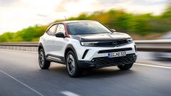 Nuova Opel Mokka: 3/4 anteriore