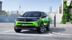 Nuova Opel Mokka, anche 100% elettrica