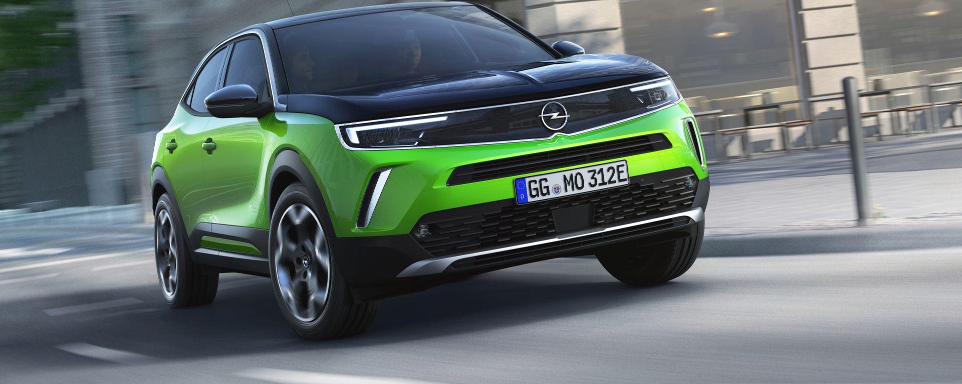 Nuova Opel Mokka, autentica rivoluzione