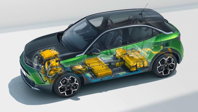 Nuova Opel Mokka-e: com'è fatta l'elettrica