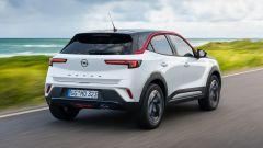 Nuova Opel Mokka: il 3/4 posteriore