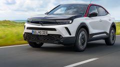 Nuova Opel Mokka: il frontale