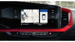 Nuova Opel Mokka: lo schermo da 10 pollici dell'infotainment