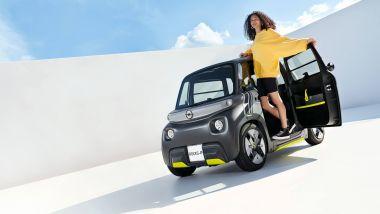 Nuova Opel Rocks-e