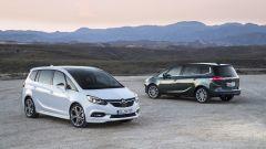 Nuova Opel Zafira 2017: nuovo look e più tecnologia - Immagine: 8