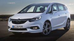 Nuova Opel Zafira 2017: nuovo look e più tecnologia - Immagine: 1