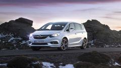 Nuova Opel Zafira 2017: nuovo look e più tecnologia - Immagine: 10