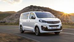 Nuova Opel Zafira Life, la comfort-volume che ama l'offroad - Immagine: 3