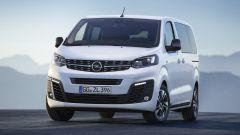 Nuova Opel Zafira Life, la comfort-volume che ama l'offroad - Immagine: 7