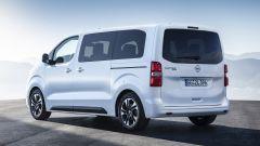 Nuova Opel Zafira Life, la comfort-volume che ama l'offroad - Immagine: 9