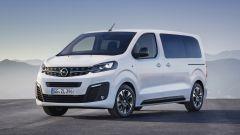 Nuova Opel Zafira Life, la comfort-volume che ama l'offroad - Immagine: 12