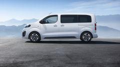Nuova Opel Zafira Life, la comfort-volume che ama l'offroad - Immagine: 13