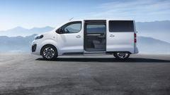 Nuova Opel Zafira Life, la comfort-volume che ama l'offroad - Immagine: 14