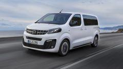 Nuova Opel Zafira Life, la comfort-volume che ama l'offroad - Immagine: 19