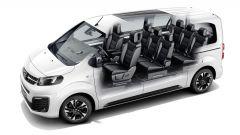 Nuova Opel Zafira Life, la comfort-volume che ama l'offroad - Immagine: 20