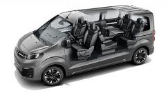Nuova Opel Zafira Life, la comfort-volume che ama l'offroad - Immagine: 21