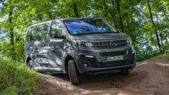 Nuova Opel Zafira Life, la comfort-volume che ama l'offroad - Immagine: 11