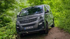 Nuova Opel Zafira Life, la comfort-volume che ama l'offroad - Immagine: 10