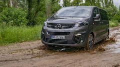Nuova Opel Zafira Life, la comfort-volume che ama l'offroad - Immagine: 1