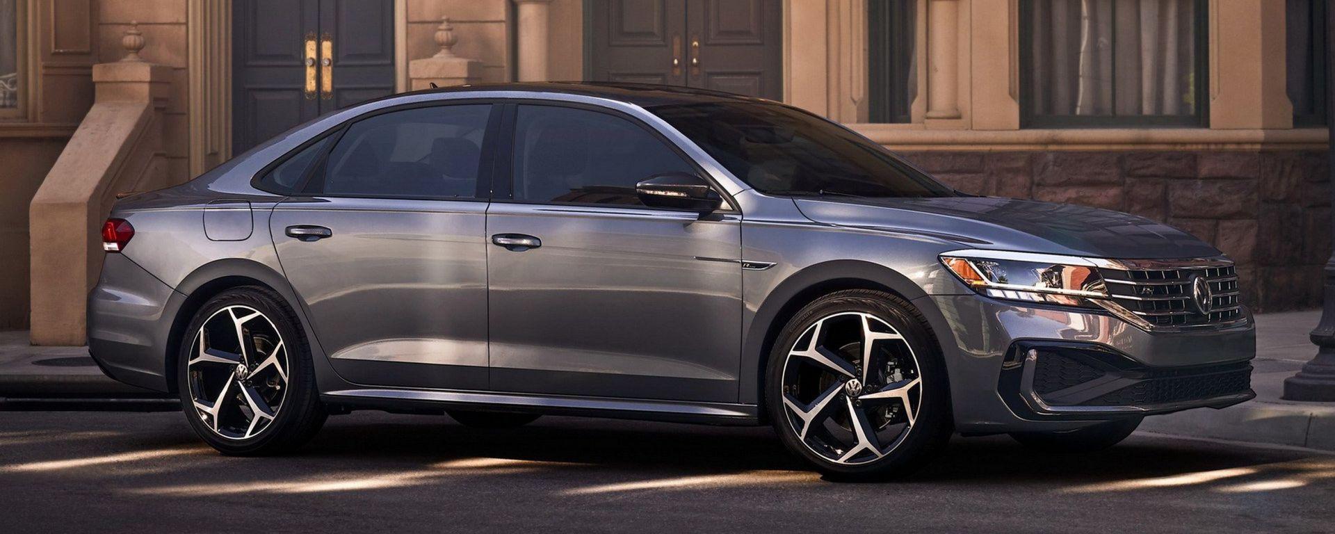 Nuova Volkswagen Passat 2020: eccola in foto