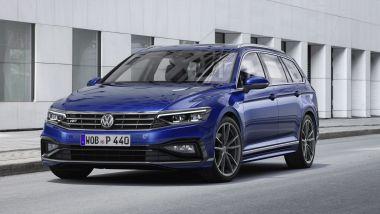Nuova Passat B9 2023: arriverà solo station wagon?