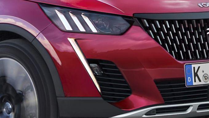 Nuova Peugeot 1008: nel render di AutoBild, è tutto sua sorella 208