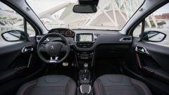 Nuova Peugeot 2008: gli interni e l'i-Cockpit