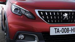 Nuova Peugeot 2008: la nuova calandra