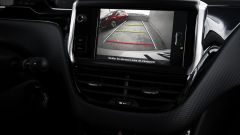 Nuova Peugeot 2008: la telecamera di retromarcia