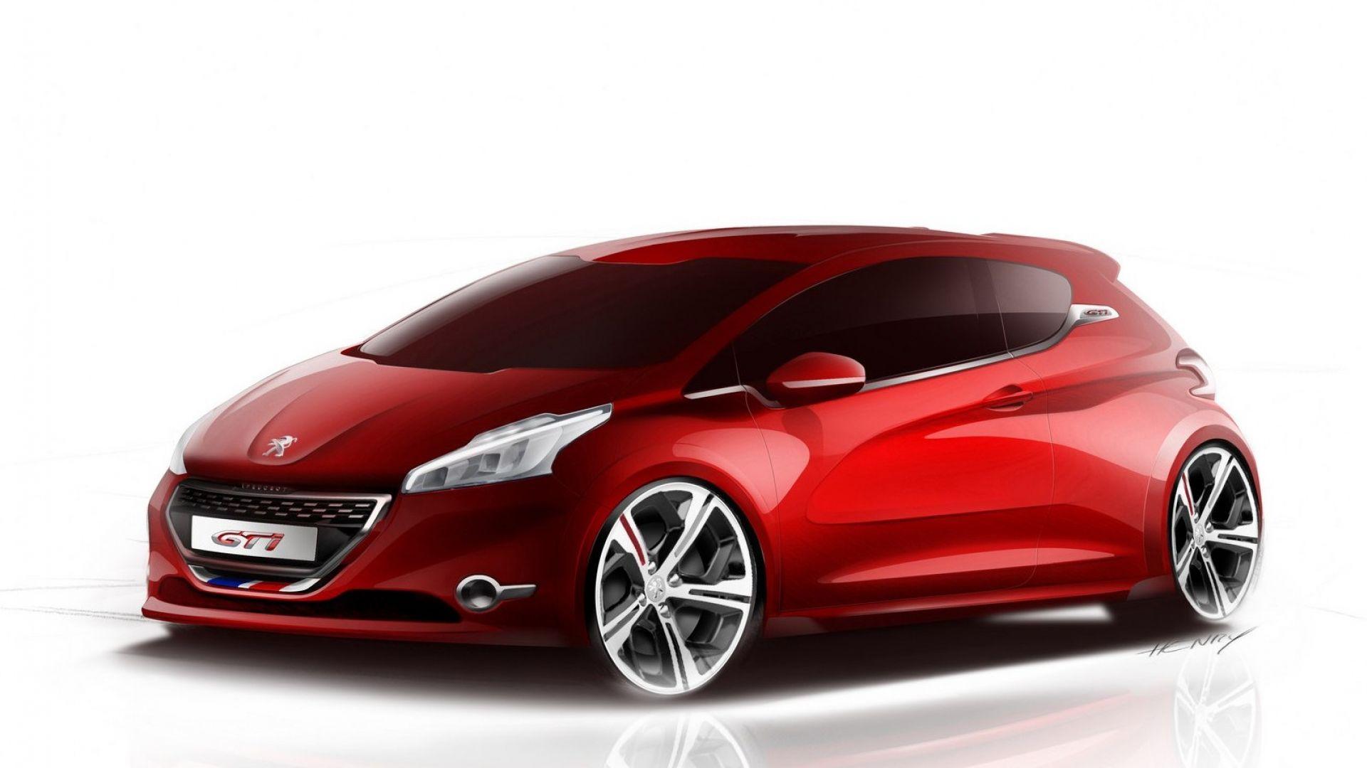 Nuova Peugeot 208 2019 Niente Versione A Tre Porte