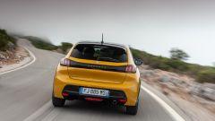 Nuova Peugeot 208: benzina o diesel? Ecco la prova su strada - Immagine: 9