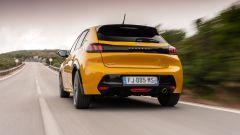 Nuova Peugeot 208: benzina o diesel? Ecco la prova su strada - Immagine: 10