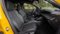 Nuova Peugeot 208: benzina o diesel? Ecco la prova su strada - Immagine: 21