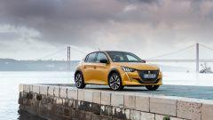 Nuova Peugeot 208: benzina o diesel? Ecco la prova su strada - Immagine: 27