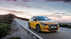 Nuova Peugeot 208: benzina o diesel? Ecco la prova su strada - Immagine: 35