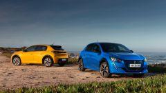 Nuova Peugeot 208: benzina o diesel? Ecco la prova su strada - Immagine: 37