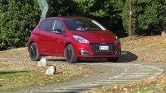 Peugeot 208 Black Line: 1.200 modi per sorprendere - Immagine: 1