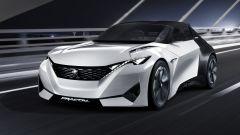 Nuova Peugeot 208: il design ispirato alla concept Fractal