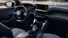 Nuova Peugeot 208: l'abitacolo