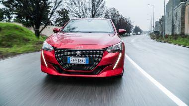 Nuova Peugeot 208, reattività al top