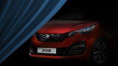 Nuova Peugeot 208: si svelerà entro il 2018